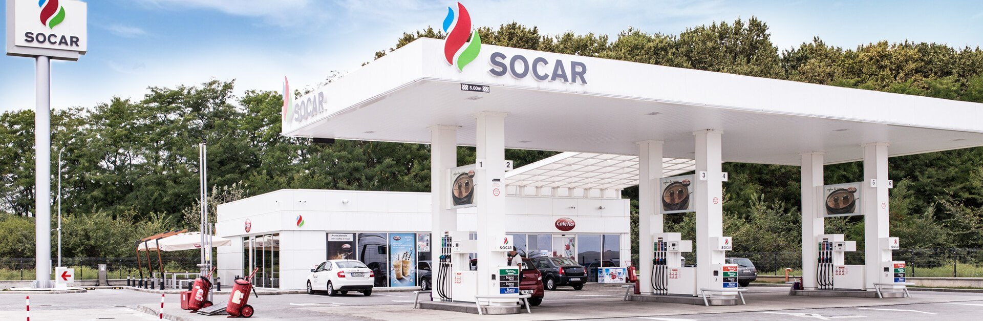 About SOCAR