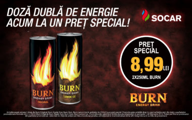 Duble energy dose, now at a special price!