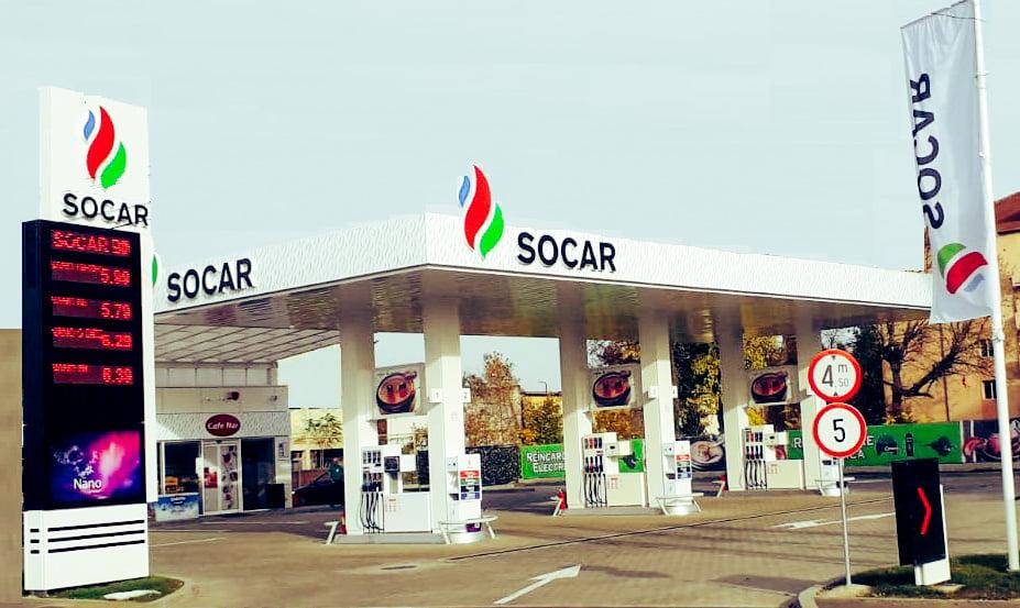 SOCAR ajunge la 40 de staţii de distribuție carburanţi!