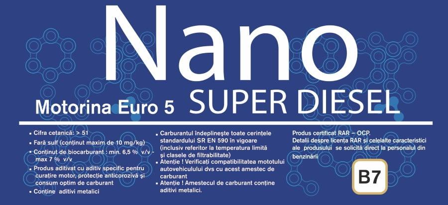 Nano Super Diesel