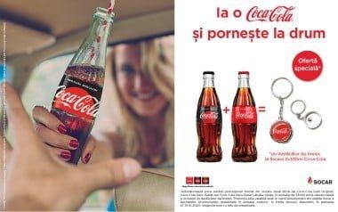 Ia o Coca-Cola și pornește la drum